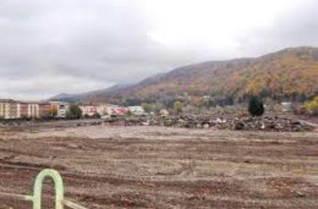 Video aerian cu ruinele SIL Foresta pe care ar trebui construit mega-mall-ul de la Piatra Neamț
