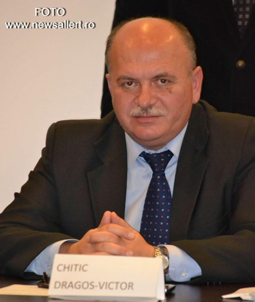 Dragoș Chitic mulțumește PSD-ului pentru aprobarea finanțării pieței! Când va fi inaugurată?