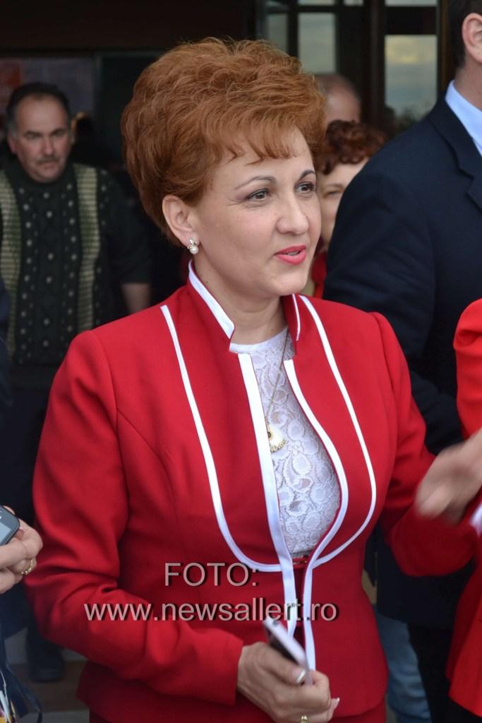 Emilia Arcan, reconfirmată președinta organizației de femei a PSD Neamț! Ce le pregătește colegelor de partid?