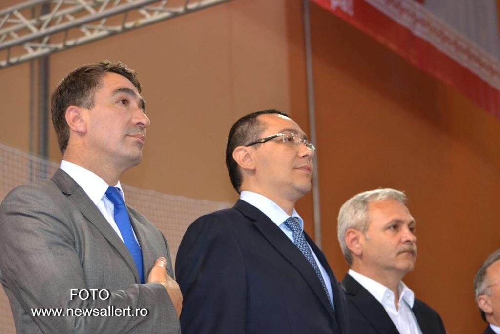 Arsene a riscat, dar i-a ieşit! Dragnea a fost ales preşedinte interimar al PSD