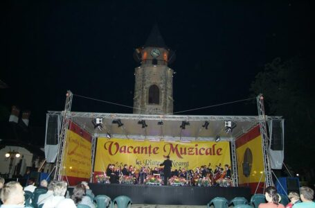Iată cine concertează în cadrul Vacanțelor Muzicale la Piatra-Neamț