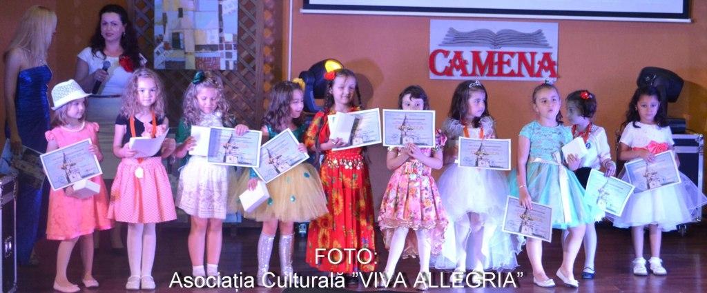 "Viva Allegria Piatra-Neamț a luat ""crema"" premiilor la Camena 2015 (foto-galerie)"