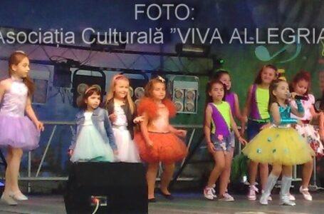 Viva Allegria a adus bucuria pe scena Zilelor municipiului Piatra-Neamț