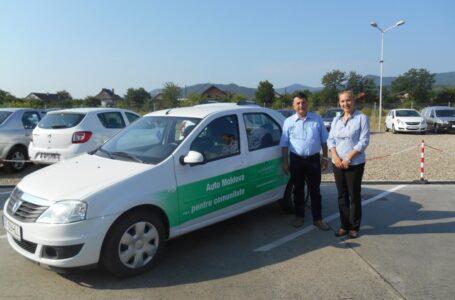 Auto Moldova a donat un autoturism Spitalului Județean de Urgență Piatra Neamț