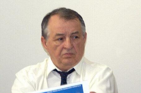Ion Strătilă a fost propus cetăţean de onoare al municipiului Piatra-Neamţ