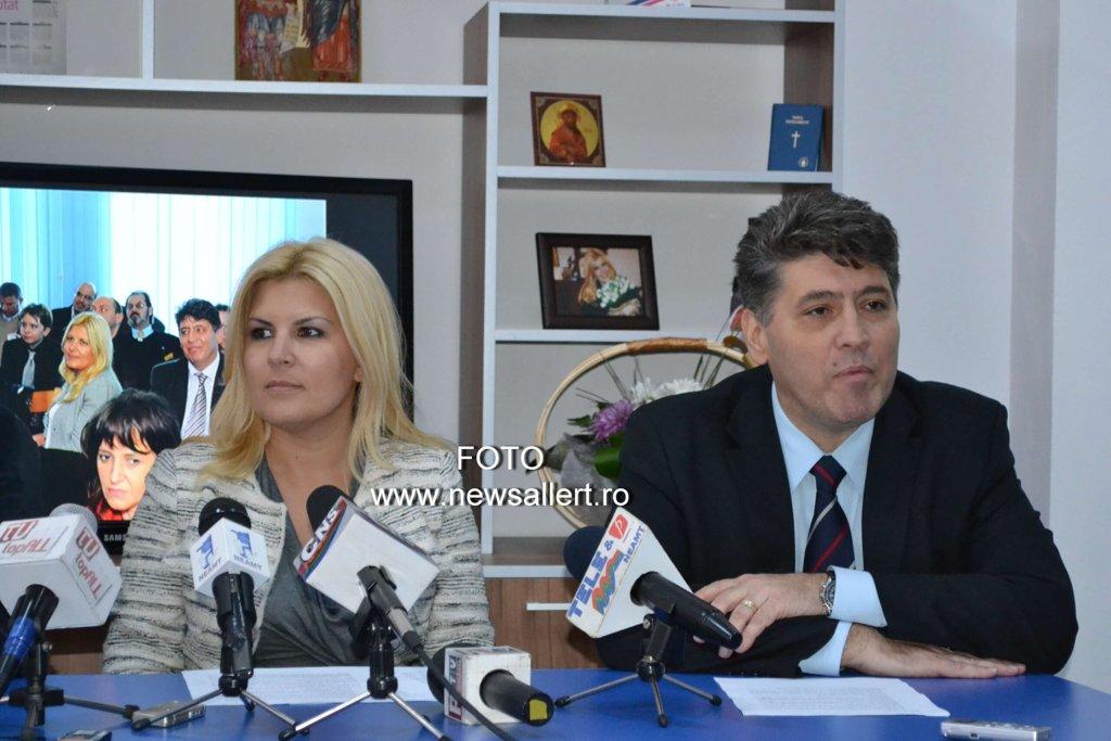 Leoreanu: Elena Udrea rămâne deputatul care a ajutat cel mai mult municipiul Roman!