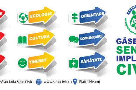 Săptămâna Asociației Sens Civic