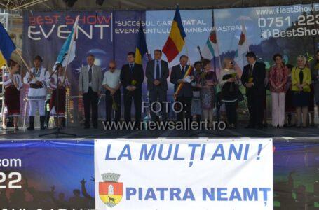 La mulți ani, pietreni! La mulți ani, Piatra-Neamț! Au început manifestările dedicate Zilelor Orașului! (foto-galerie + program complet)