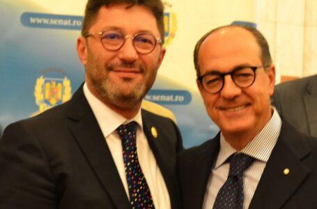 Deputatul Liviu Harbuz, alături de europarlamentari la conferința pe teme de politici agricole