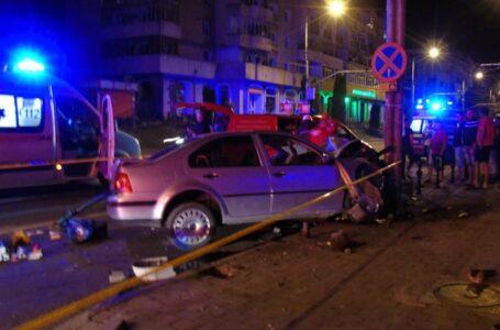 Cei 2 șoferi implicați în accidentul din Piatra-Neamț nu erau sub influența băuturilor alcoolice