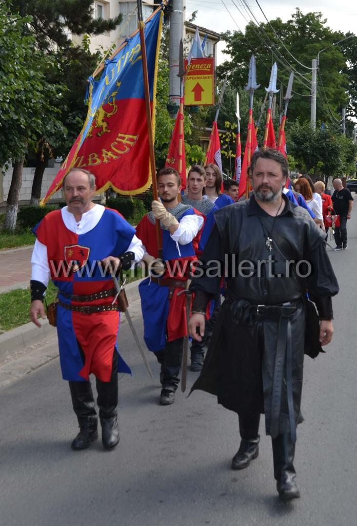 """Liviu Pancu (director artistic): """"MedievArtFest Tîrgu Neamț stă față în față cu oricare alte festivaluri de gen"""""""