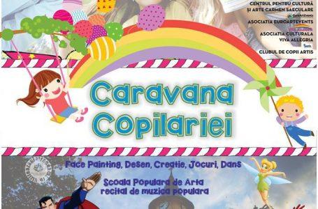 Programul manifestărilor organizate de Primăria Piatra Neamț cu ocazia Zilei Internaționale a Copilului