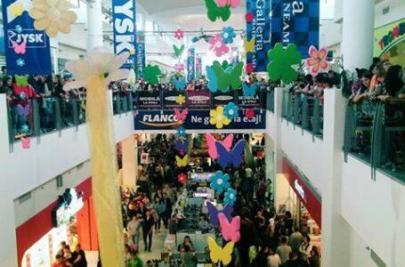 Administratorii mall-urilor, rugați să notifice ISU pentru manifestări cu minim 200 de persoane în spații închise