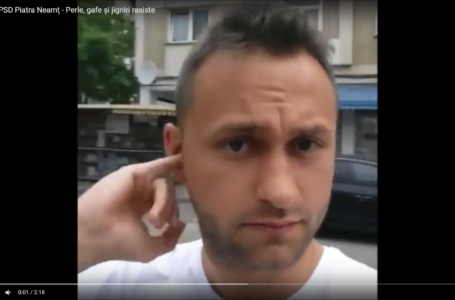 Un candidat PSD Piatra Neamț la Consiliul Local se dezice de partid! Jigniri, insulte și minciuni la adresa pietrenilor! (video)