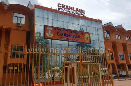 PSD a decis: echipa de fotbal Ceahlăul nu are voie gratis la baza sportivă de pe Borzoghean!