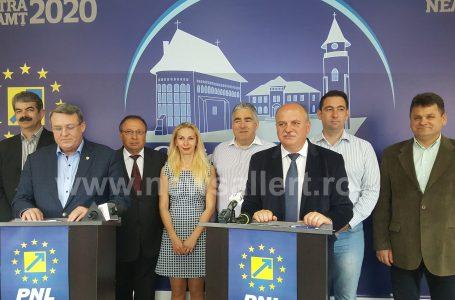 PNL Neamţ – campanie constructivă, cu o viziune clară privind dezvoltarea municipiului Piatra Neamț și a județului Neamț