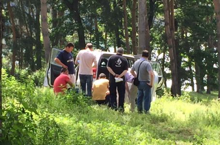 A fost găsită maşina notarului din Iaşi care a anunțat că se sinucide