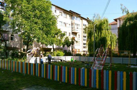 Noi locuri de joacă în Piatra Neamț