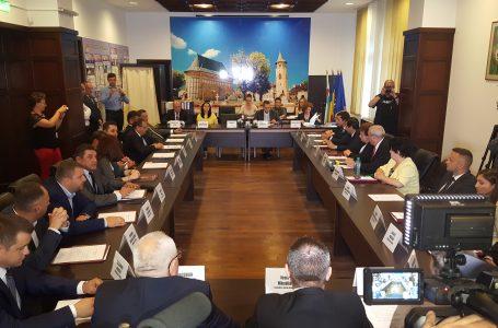 Luminița Vîrlan şi Bogdan Gavrilescu, aleşi viceprimari de Piatra Neamț. Doi consilieri din majoritate au trădat!