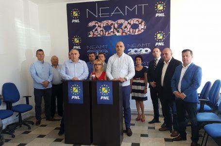 PNL Neamț face plângere la DNA împotriva preşedintelui PSD!