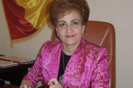 Mesajul Emiliei Arcan la finalul mandatului de președinte al CJ Neamț