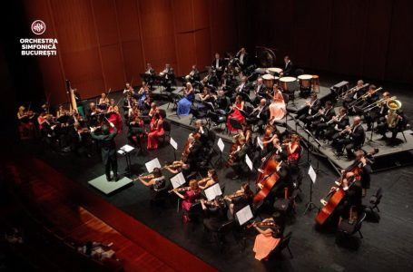 Orchestra Simfonică București închide a 43-a ediție a Vacanțelor Muzicale!