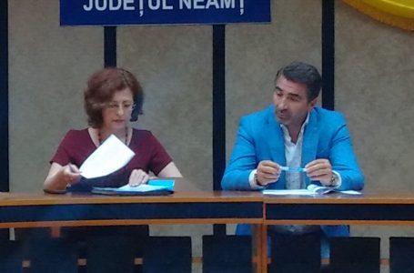Comunicat de presă Consiliul Județean Neamț