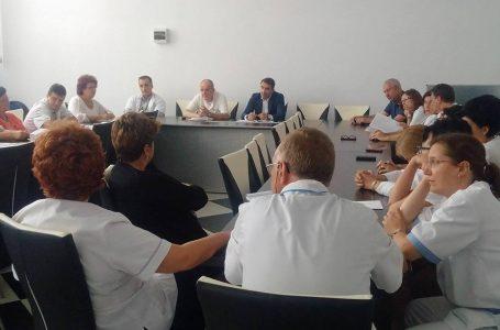 """Ionel Arsene le cere medicilor să nu întrerupă gărzile! """"Îi voi sprijini în măsura atribuțiilor de președinte al CJ Neamț"""""""