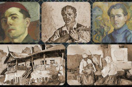 Expoziție comemorativă Aurel Băeșu la Muzeul de Artă Piatra Neamț