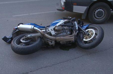 Motociclist din Cluj, accidentat la Costișa de un șofer din Galați