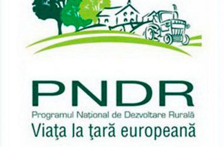 Peste 1.200 proiecte în valoare de 130 milioane euro în județul Neamț pe PNDR!