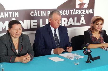 """ALDE Neamț a stabilit candidații pentru """"un deputat și o jumătate de senator"""""""