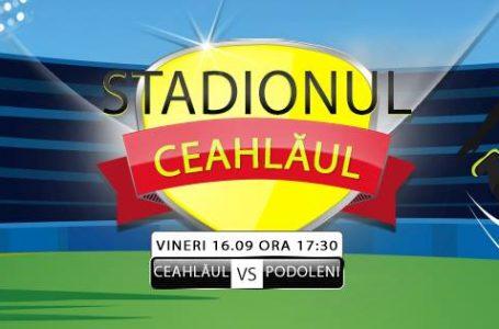 """Punct și de la capăt! CSM Ceahlăul Piatra Neamț susține primul meci acasă pe """"Borzoghean""""! Primarul Dragoș Chitic susține echipa!"""