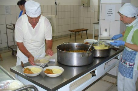 A crescut alocația de hrană pentru pacienții internați în spitale!
