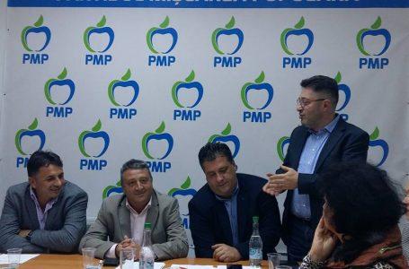 PMP Neamț, primul partid cu liste complete pentru parlamentare