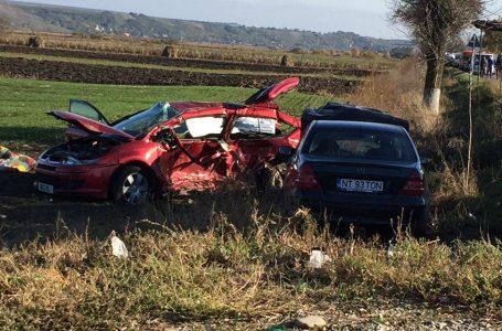 Carnagiu la Podoleni! Un mort și 7 răniți grav într-un accident rutier! Doi sunt în comă!