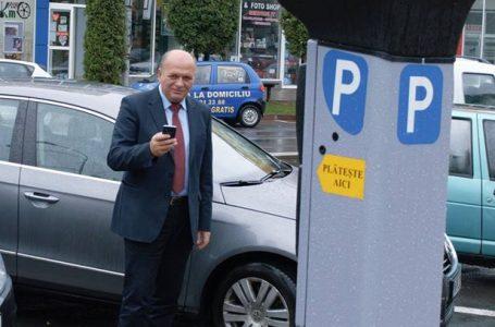 Parcări cu plata prin sms și la Piatra Neamț