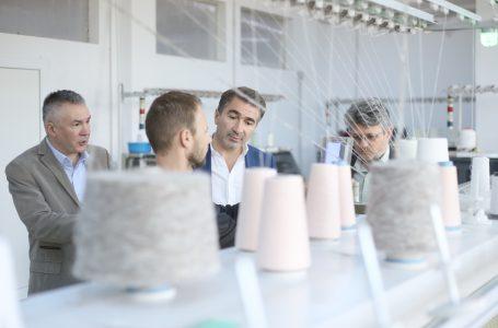 Ionel Arsene promovează la Bruxelles interesele firmelor din domeniul textil