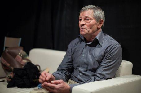 Un actor al Teatrul Tineretului a fost decorat de președintele Klaus Iohannis