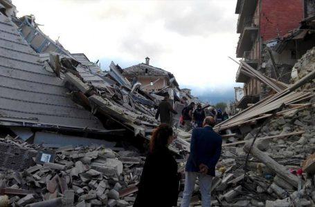 Cutremur de 6,6 grade în centrul Italiei! Nu există decese dar se înregistrează numeroși răniți!