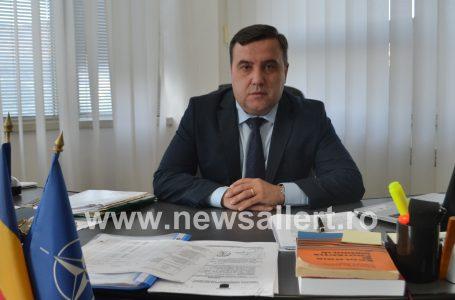Iulian Jugan se întoarce la Prefectura Neamţ