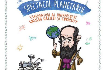 Planetariu Educațional Mobil la Piatra Neamț
