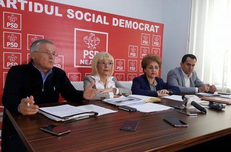 """PSD Neamţ vrea să """"radă"""" tot la alegerile parlamentare! 6 deputaţi şi 2 senatori! Uite cine candidează!"""