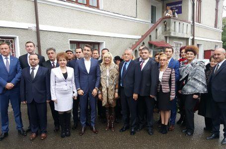PSD Neamț a depus candidaturile la parlamentare! Emilia Arcan și Ioan Munteanu deschid listele la Senat și Camera Deputaților!