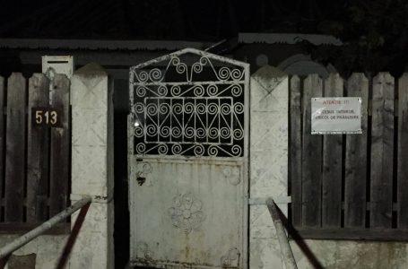 Alunecări de teren sub casele din Trifești! Prefectura a convocat Comitetul Județean pentru Situații de Urgență!