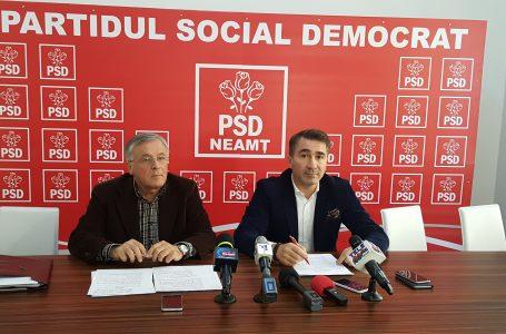 PSD Neamț vrea 5 cu 2!