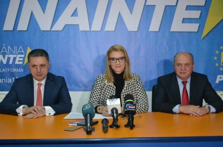 """Preşedintele CJ Neamţ, Ionel Arsene, acuzat de Alina Gorghiu de """"presiuni"""" şi """"demersuri neortodoxe"""""""