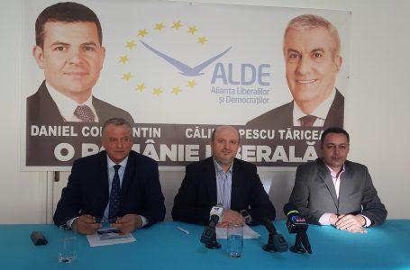 Daniel Chițoiu și Mihai Alexandru își prezintă proiectele de candidați ai ALDE Neamț pentru alegerile parlamentare