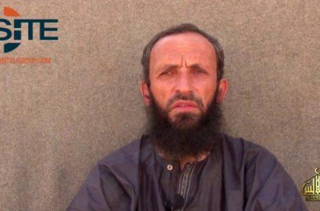 """Înregistrare video cu nemțeanul Iulian Gherguț, răpit de jihadiști în Burkina Faso! """"Sunt bine. Rog Guvernul să facă totul să mă elibereze!"""""""