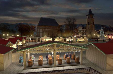 """Primăria Piatra Neamț spune că este """"co-organizator"""" al Târgului de Crăciun și nu """"partener de mâna a doua"""""""